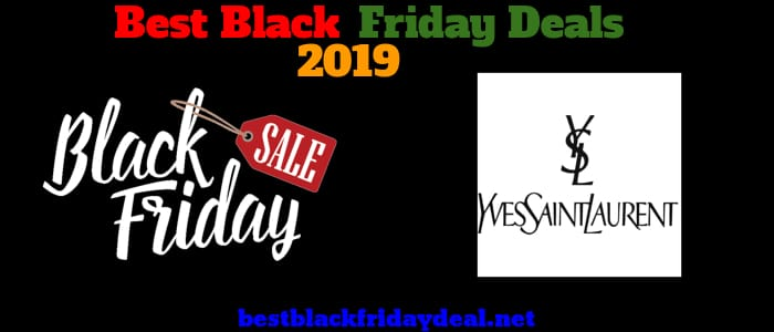 Yves Saint Laurent Black Friday 2019 deals