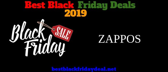 Zappos Black Friday 2019 sale