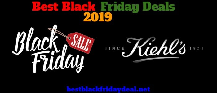 Kiehls black friday sale 2019
