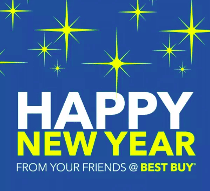 Bestbuy New Year 2020 Sale