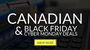 Black Friday deals in Canada