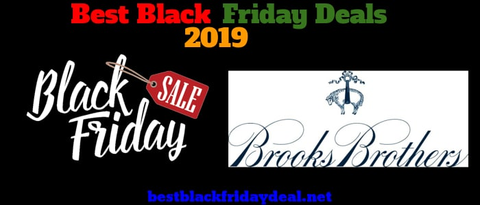 Brooks Brothers Black Friday 2019 Deals