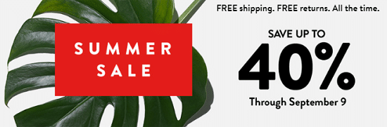 Nordstrom Labor Day Sale
