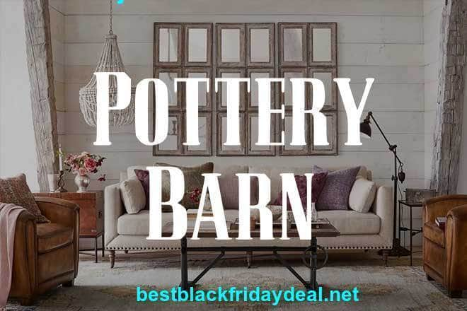 Pottery Barn Labor Day Sale 2019