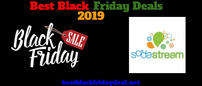 SodaStream Black Friday 2019 Sale