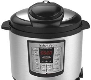 Instant Pot Lux 6 Quartz