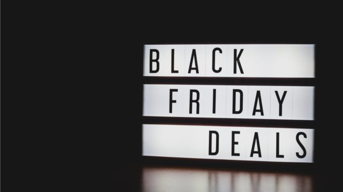 Black Friday Deals 2019 Online