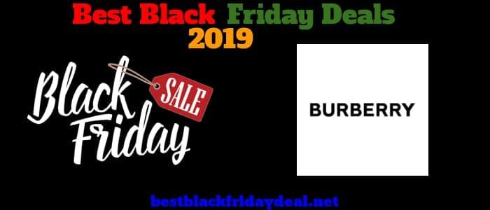 Burberry Black Friday 2019 deals