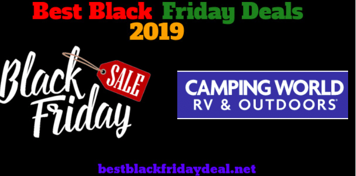 Camping World Black Friday 2019 Deals