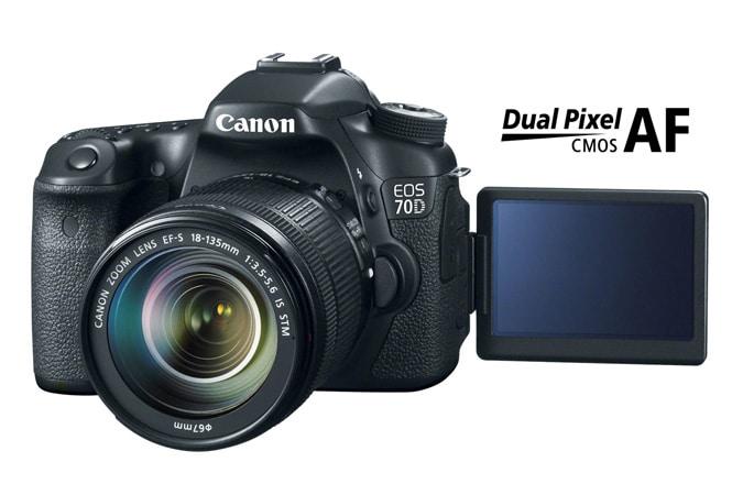 Canon 70 D Black Friday Deals
