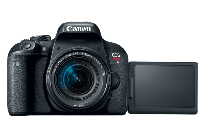 Canon T7i Black Friday Deals