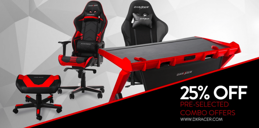 DXracer previous year deal
