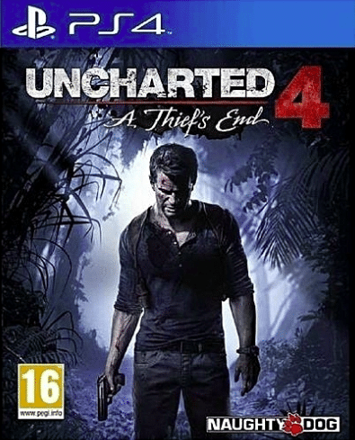 Uncharted 4 Black Friday 2019