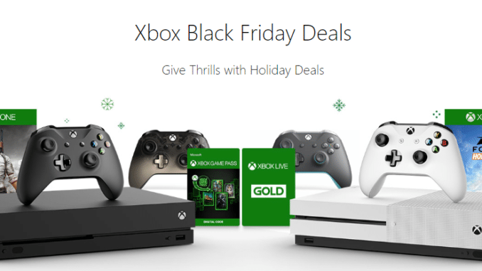xbox after christmas sale 2019