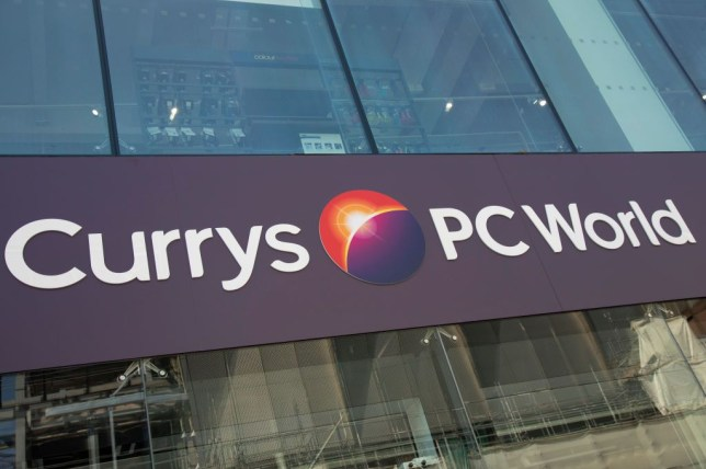 Currys PC Black Friday 2019