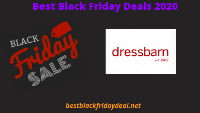 Dressbarn Black Friday Sale 2020