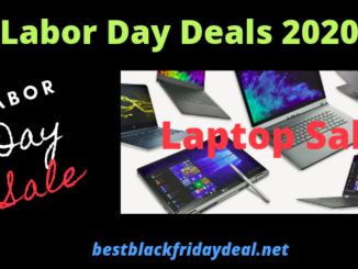 Labor Day Laptop Sale 2020