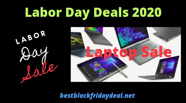 Labor Day Laptop Sale 2020