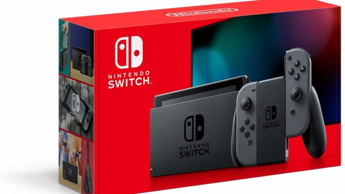 Nintendo Switch Cyber Monday 2019 Deals