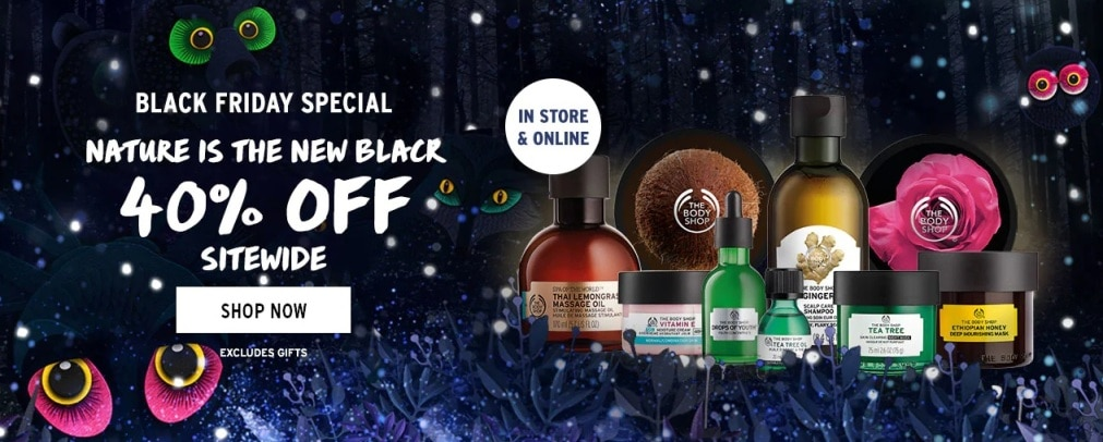 The Body Shop Black Friday 2019 Ad Scan