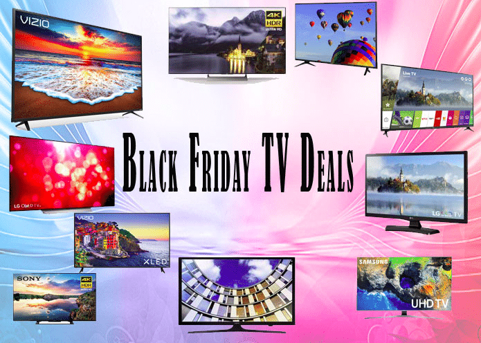Black Friday Tv deals on Amazon
