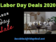 West Elm Labor Day Sale 2020