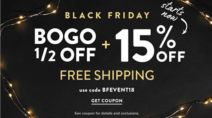 famous footwear Black Friday 2019 deals