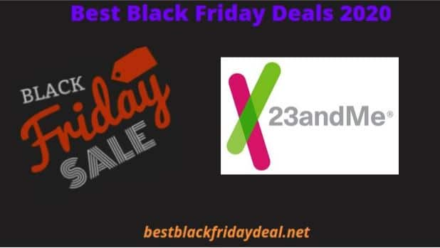 23andMe Black Friday Deals 2020