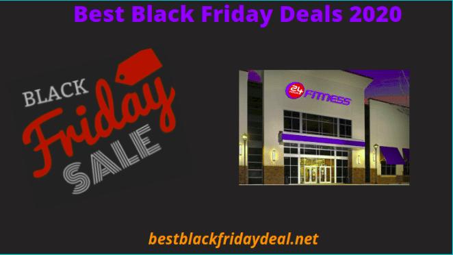 24 Fitness Black Friday Deals 2020