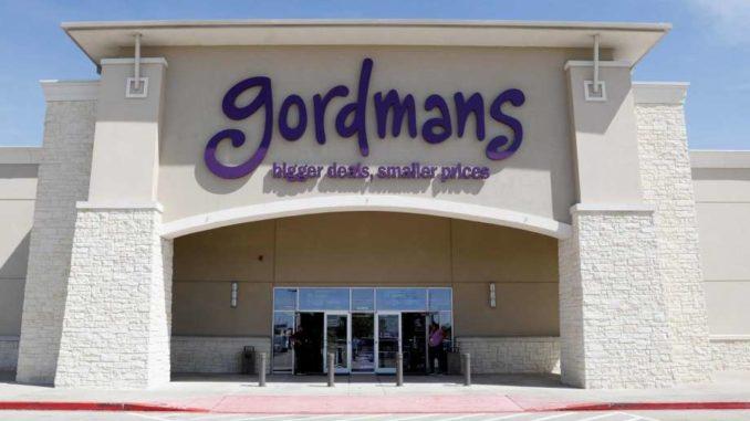 Gordmans Store Black Friday Ad Scan