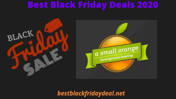 A Small Orange Black Friday 2020