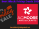 AC Moore Black Friday 2020
