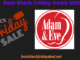 Adam Eve Black Friday 2020