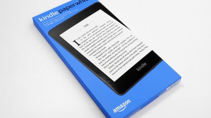 Amazon Kindle Paperwhite 8 GB 10th Generation