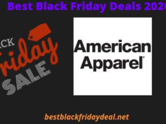 American Apparel Black friday 2020