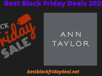 Ann Taylor Black Friday 2020