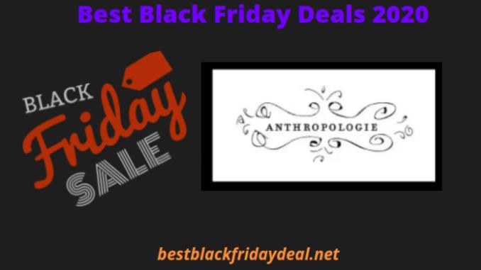 Anthropologie Black Friday Sale 2020
