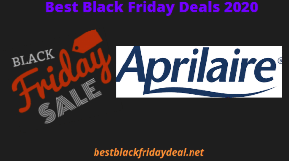Aprilaire Humidifier Black Friday 2020