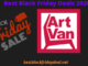 Art Van Black Friday 2020