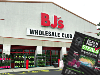 BJ's Black Friday 2019 AdScan Release
