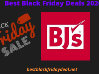 BJ's Black friday 2020