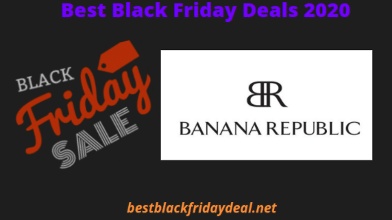 Banana Republic Black Friday 2020