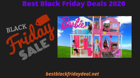 Barbie Dreamhouse Black Friday 2020