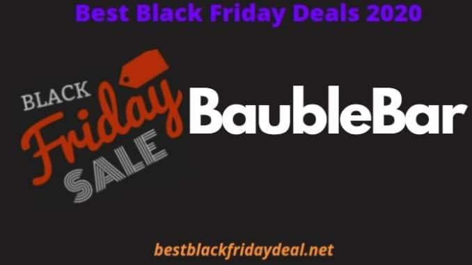 Bauble Bar Black Friday Deals 2020