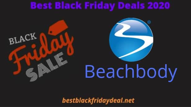 Beachbody Black Friday Deals 2020