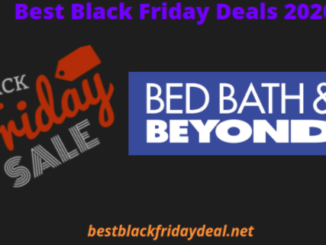 Bed Bath & Beyond Black Friday 2020