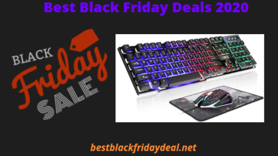 Black Friday Gaming Keyboard and Mouse 2020
