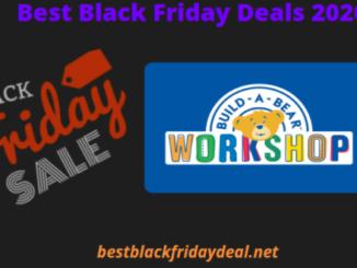 Build a bear Black Friday 2020