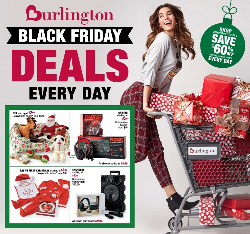 Burlington Coat Factory Black Friday Ad Scan 1