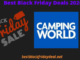 Camping World black Friday 2020